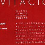 Invitacion MAM 1993