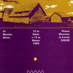 Invitacion MAM 1994