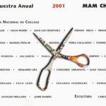 Invitación MAM 2001