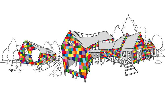 MAM - Ilustración por Eduardo Feuerhake 2011