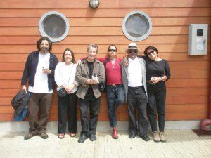 Dalcahue 2008 - Estanislao Jorquera, Ximena Délano, Eduardo Feuerhake, Coca González, Edward Rojas, Luz María Vivar.