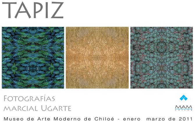 MAM 2011 - Expo Tapiz - Marcial Ugarte
