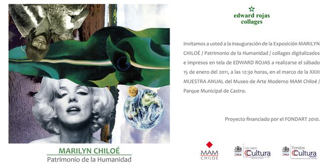 Marilyn Chiloé, Patrimonio de la Humanidad