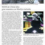 Artes y Letras - El Mercurio - 16 enero 2011