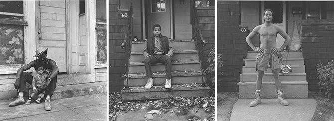 """Serie """"Retrato de la Realidad"""" - Milton Rogovin"""