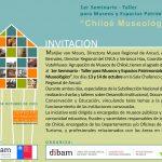 Invitación Seminario Chiloé Museológico