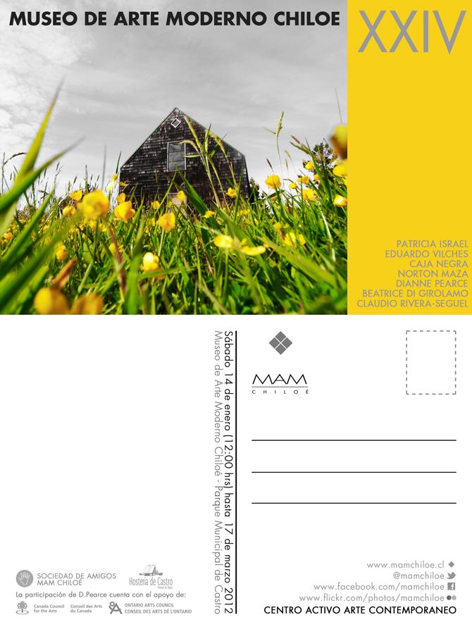 MAM 2012 - Invitación