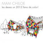 El MAM les desea un 2012 lleno de color !