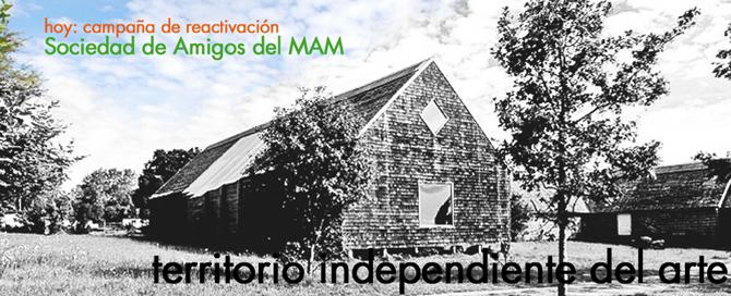 Campaña Re-activación sociedad de Amigos MAM Chiloé