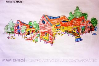 Pinta tu MAM - Mención - Pedro Ulloa