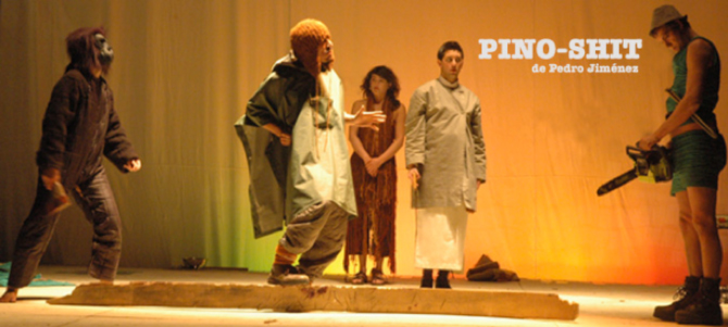 Talleres en Residencia 2005 - Teatro del Vacío / Pino - Shit