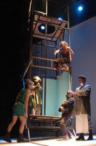 Talleres en Residencia 2005 - Teatro del Vacío (2)