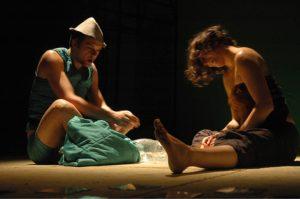 Talleres en Residencia 2005 - Teatro del Vacío (3)
