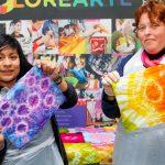 Colorearte - taller de teñido