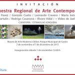 Invitación 7Muestra Regional