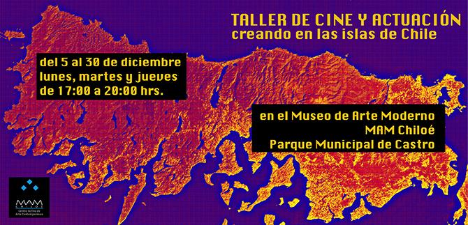 Taller Cine Insular 2017