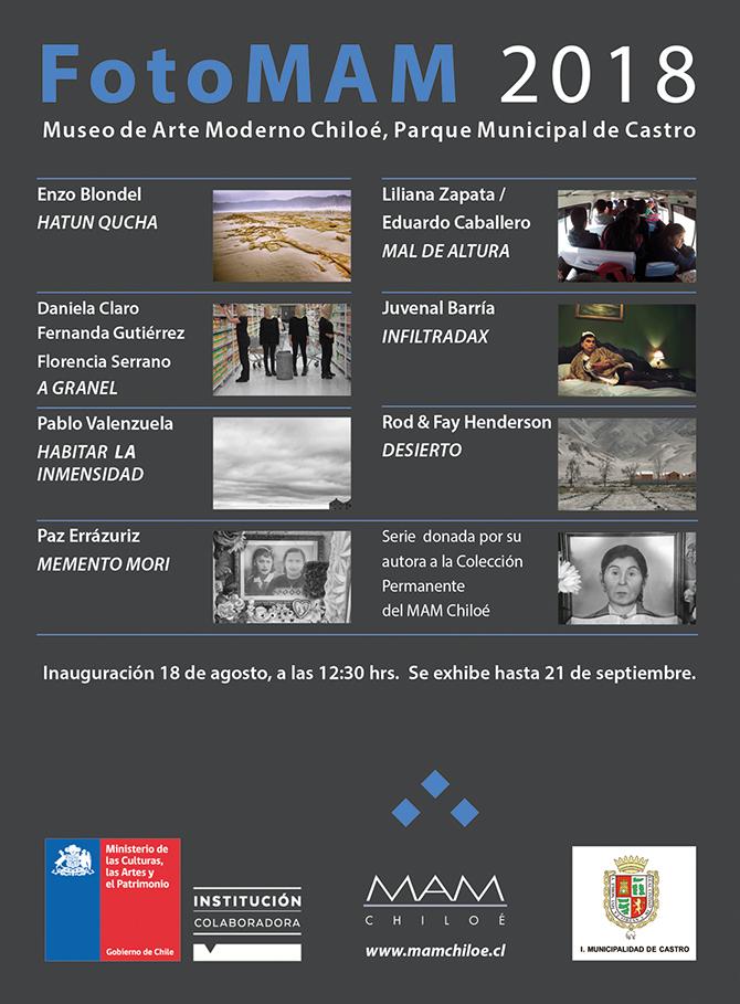 Invitación FotoMAM 2018