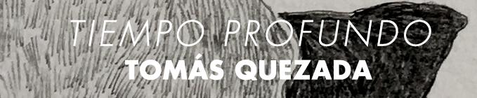 """Tomás Quezada. """"Apariencias de un viaje desde la memoria"""""""