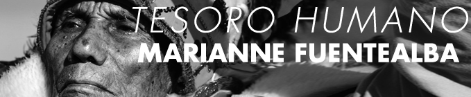 "Marianne Fuentealba. ""Tesoro Humano"", pieza audiovisual."